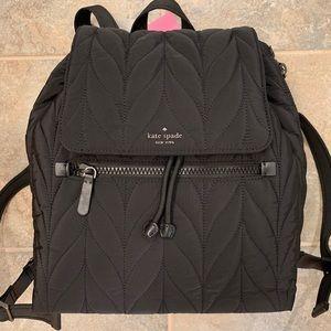 KATE SPADE ♠️ NWT large flap backpack